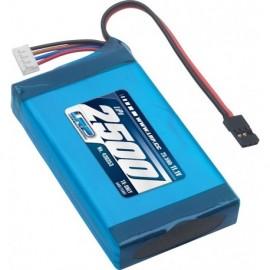 VTEC LiPo vysílačová sada 2500 - 11.1V