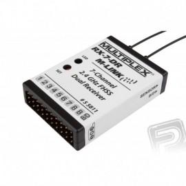 "55811 Receiver RX-7 DR M-LINK 2.4GHz"""