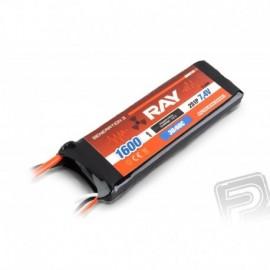 G3 RAY Li-Pol 1600mAh / 7.4 30 / 60C Air Pack 11.8Wh
