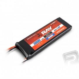 G3 RAY Li-Pol 3000mAh/7,4 30/60C přijímačový pack 22,2Wh
