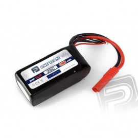 BETA, FOX 2300, SCOUT LiPo sada 11.1V/1300mAh