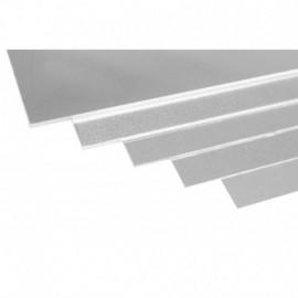 Aluminum sheet 0.24x497x247mm