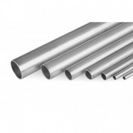 Aluminum tube 6.0x5.1x1000mm