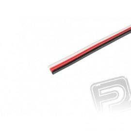 3-żyłowy płaski cienki kabel FU 0,14 mm2 (PVC)