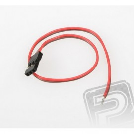 JR008 napájecí kabel RX aku JR (PVC)