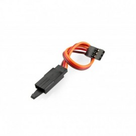 JR009 Extension Cable 100mm JR with Fuse (PVC)""