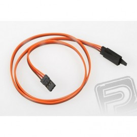 JR014 Extension cable 600mm JR with fuse (PVC)