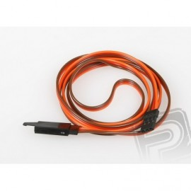JR016 Extension cable 900mm JR with fuse (PVC)