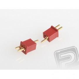 7944 Mini T Connector (1pár)