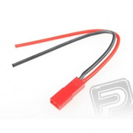 7969 BEC connector with 1pc cable (MALE)