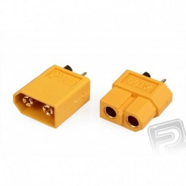 XT60 connector (1 pair)