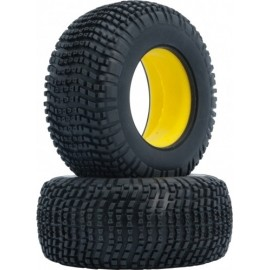 VTEC 1/10 rubber and insert (2pcs) - S10 SC