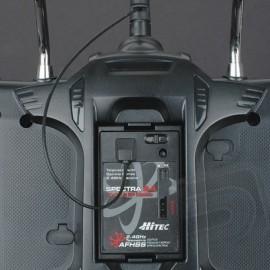 AURORA 9 2.4GHz vysílač mode2 bez příslušenství a baterie - použitá