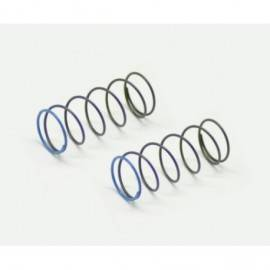 Shock spring blue 3.4lbs fr (2) SRX2