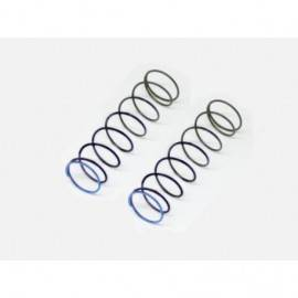 Shock spring blue 2.3lbs rr (2) SRX2