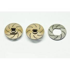 Slipper plates vented alu (3) SRX2