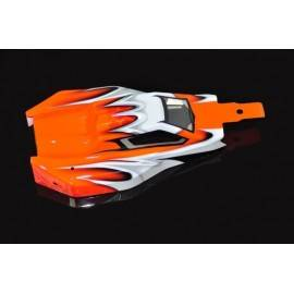 Body Spyder 2wd RM 1/10 orange