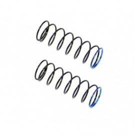Shock spring blue 3.3lbs fr (2) SRX2 SC