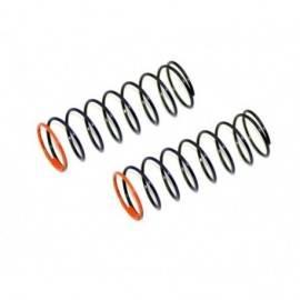 Shock spring orange 3.0lbs fr (2) SRX2 SC