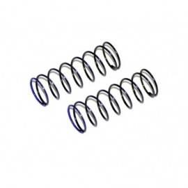 Shock spring purple 3.4lbs fr (2) SRX2 SC