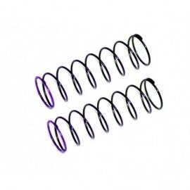 Shock spring purple 2.2lbs astro (2) SRX2