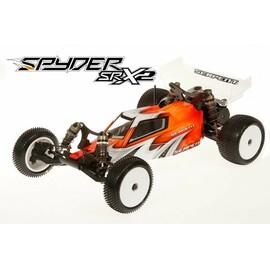 Serpent Spyder Buggy SRX-2 RM 2wd 1/10 EP