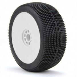 ZIPPS (Soft - Long Wear) nalepené na EVO diskách (bílé)