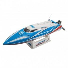 LRP Deep Blue 420 Race loď 2.4GHz RTR + 3S LiPo 1800 30C