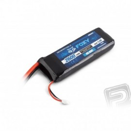 FOXY G2 - LC Li-Pol 2600mAh/7,4V 40/80C 19,2Wh
