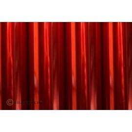 ORACOVER 2m Transparentny czerwony (29)