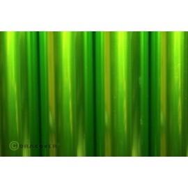 ORACOVER 2m Przezroczysty zielony (49)