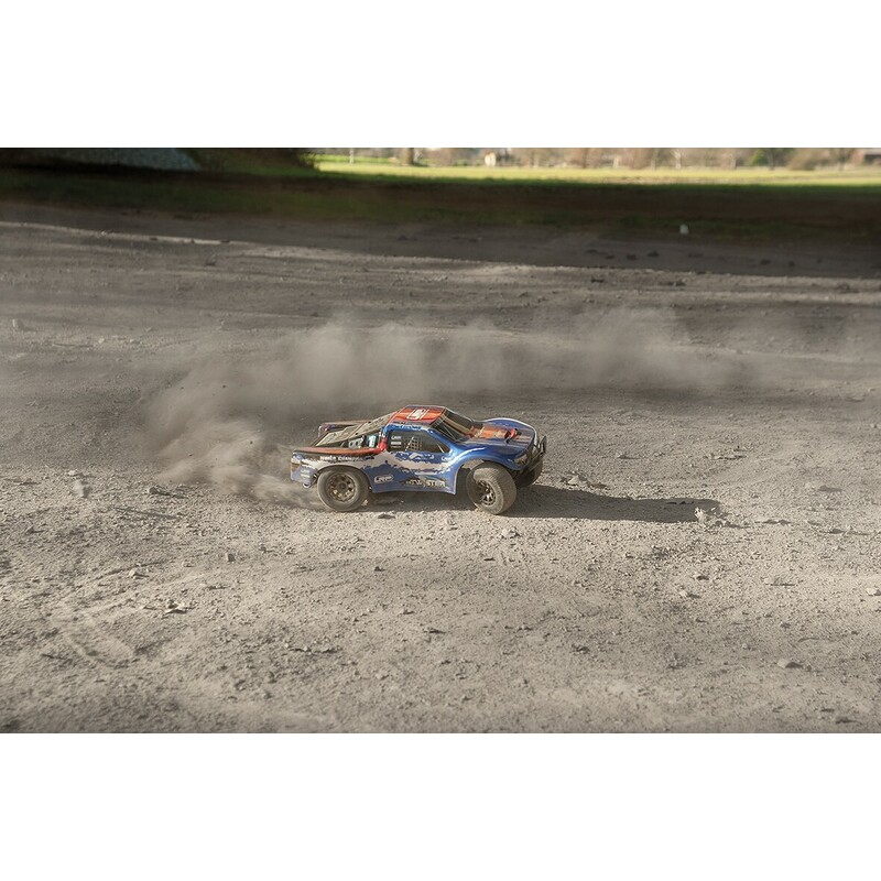 LRP S10 Twister 2wd SC RTR - 1/10 Short Course Truck with 2 4GHz RC