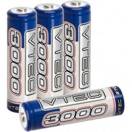 VTEC AA 3000mAh Ultra Capacity 2 Mignon - cena za kus