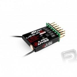 MINIMA 6L 2,4Ghz ultralehký přijímač AFHSS 6 kanálů bez telemetrie