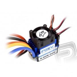 FOXY R60B CAR AC adapter 60A + karta prog