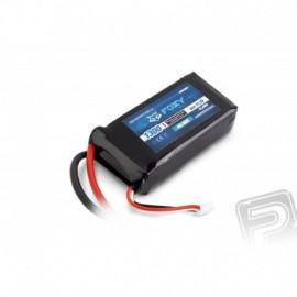 FOXY G2 - LC Li-Pol 1300mAh/11,1V 40/80C 14,4Wh
