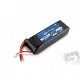 FOXY G2 - LC Li-Pol 2200mAh/11,1V 40/80C 24,4Wh