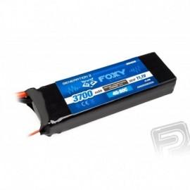 FOXY G2 - LC Li-Pol 3700mAh/11,1V 40/80C 41,1Wh