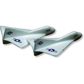 Delta Dart throwing thrower 2pcs (102mm)