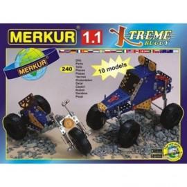 Merkur 1.1 Stavebnice vozidel extreme buggy 001112