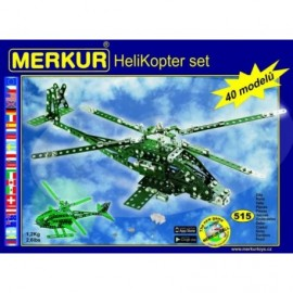 Merkur HELIKOPTER Set 003376