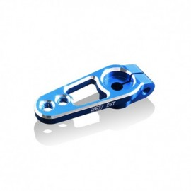 Servo lever 19 mm, 25 teeth, blue