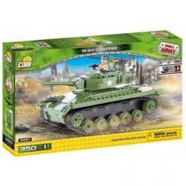 COBI II WW Tank M24 Chaffee, 350 HP, 1 f