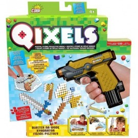 COBI QIXELS Golden quadrature