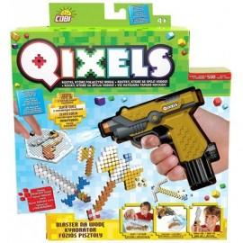 COBI QIXELS Zlatý kvadrátor