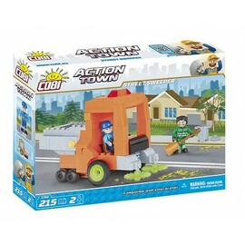 COBI ACTION TOWN Street Sweeper 215 h, 2 f
