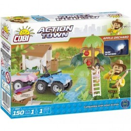 COBI ACTION TOWN Farm fruit orchard 150 k, 2 f