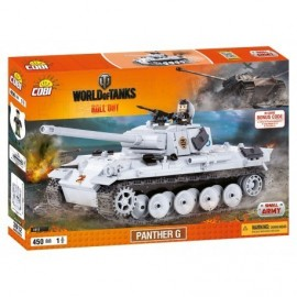COBI WOT Panther In Ausf G, 450 HP, 1 f