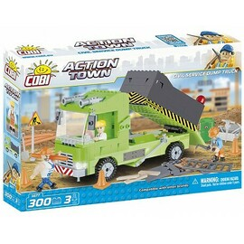 COBI ACTION TOWN Tipper 300 hp, 3 f
