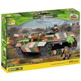 COBI II WW Jadgpanzer IV L/70, 440 k, 2 f